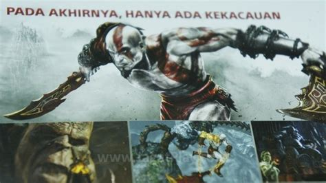 film god of war bahasa indonesia review god of war 3 remastered kembali mengakhiri dunia