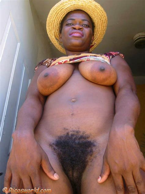 Rico World Black Hairy Pussies