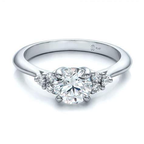 custom engagement ring 100810 bellevue seattle