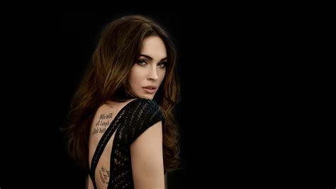 megan fox tattoos megan fox high definition wallpapers hd wallpapers
