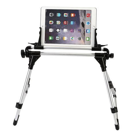ipad holder for bed universal foldable desk floor stand bed tablet holder