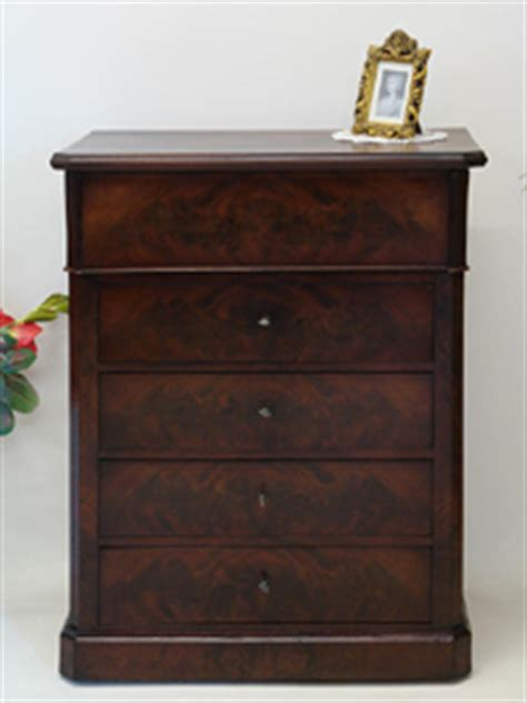 kommode kirschbaum kommode w 228 schekommode sideboard antik empire um 1830