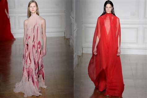 Ode To Valentino by Haute Couture An Ode To Godesses At Valentino