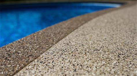 swimming pool flooring pool deck coating waterproof finish