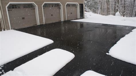need a radiant heated driveway walkway balcony or roof