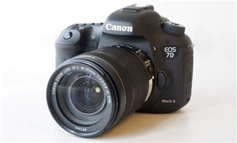 Magic Clear Canon Eos 6d by The 7d Ii Is Canon S Best Dslr Without A Frame