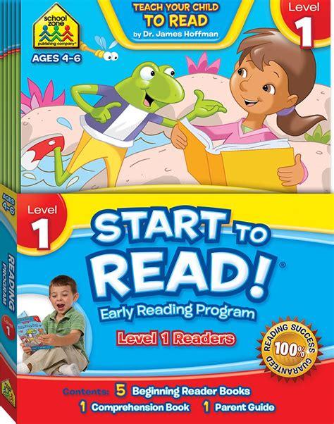 School Zone Start To Readlevel 1 Readers school zone start to read level 1 readers workbooks educational children hinkler