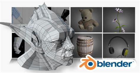 tutorial blender modeling cgcookie modeling tutorial compilation bundle blendernation