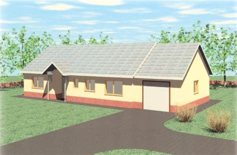 timber frame bungalows costs blaenpant 3 bedroom timber frame bungalow with