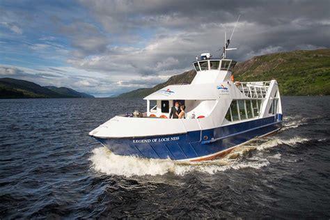 rib boat loch ness the best crew and fleet on loch ness cruise loch ness
