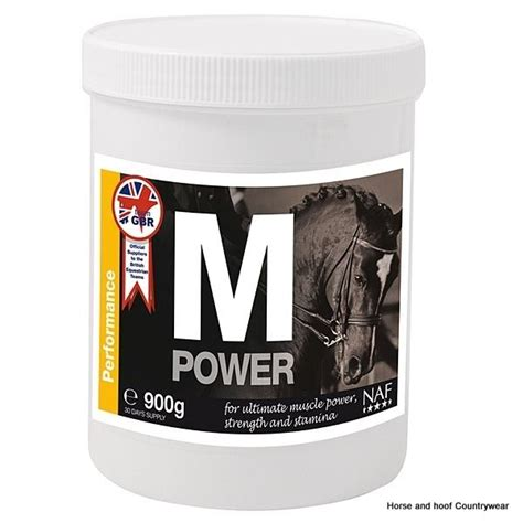 m power supplements naf m power