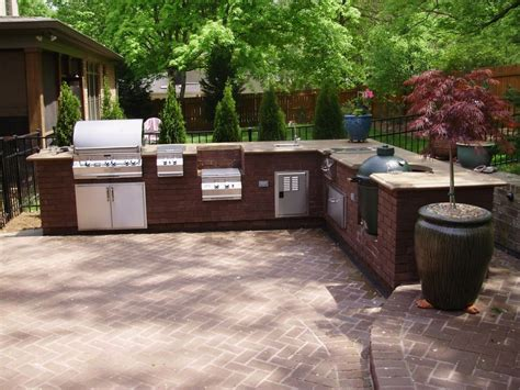 outside kitchen design ideas 10 outdoor kitchen design ideas always in trend always