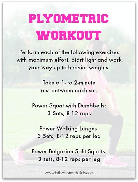 plyo workouts beginner s workout