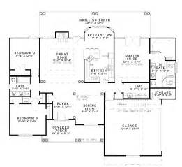 2000 Square Foot Floor Plans by House Plans And Design Contemporary House Plans Under