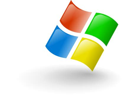 clipart microsoft microsoft windows icon 2 clip at clker vector