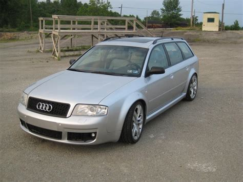 Audi A6 2003 2003 audi a6 avant 4b c5 pictures information and