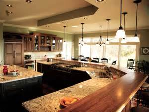 Kitchens With Bars And Islands Creating A Family Friendly Kitchen Hgtv