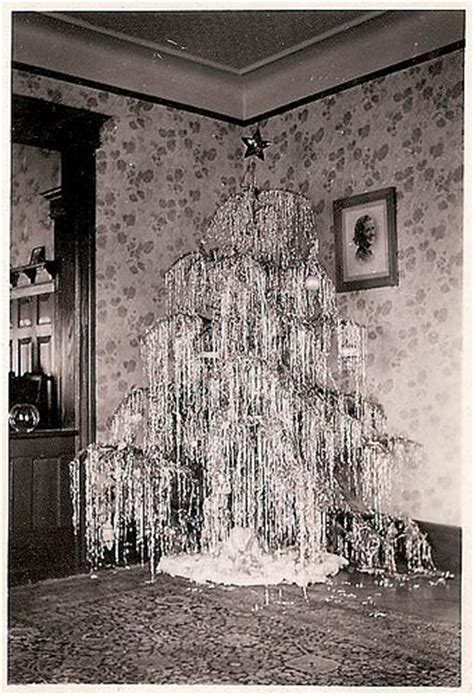 fashioned tree icicles just humor me mayor of tinsel town