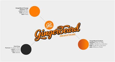 design a logo process gingerbeard logo design process