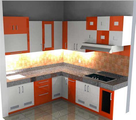 kumpulan desain meja kompor dapur terbaru  desain cantik