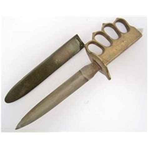 us army combat knife us army brass knuckle combat knife w scabbard