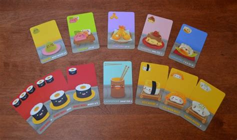Sushi Gift Card - sushi go fun little drafting game for those who have no idea what drafting is the