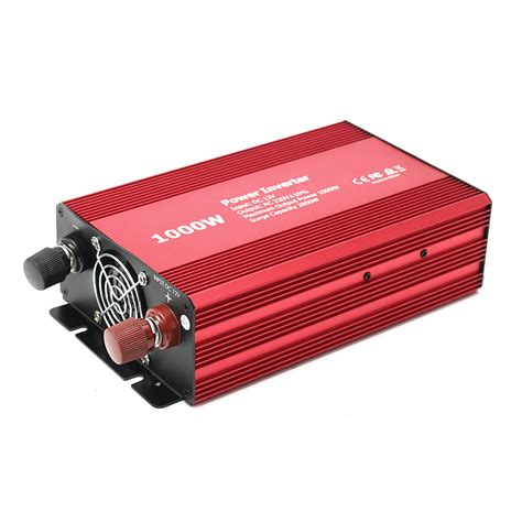 Power Inverter 1000w Dc 12v Ke Ac 220v Murah 1000w car auto power inverter 12v dc to 220v ac charger