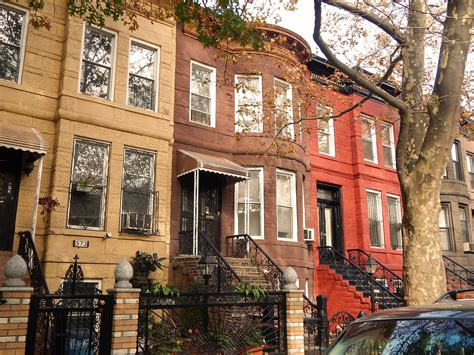 a brownstone row house searching for its second act