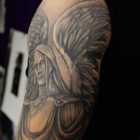 27 perfect st michael tattoo designs slodive tattoo s