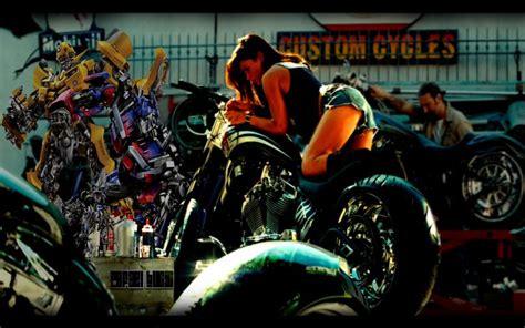 Megan Fox Transformers Motorrad by Megan Fox Transformers 2 Wallpaper Motorcycle Best Bikes