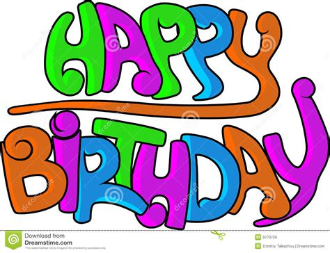 imagenes de feliz cumpleaños en graffiti happy birthday graffiti royalty free stock images image