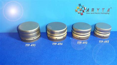 Murah Asbak Kaleng Ukuran L jual tutup kaleng emas ukuran 28mm ulir ttp494 harga murah jakarta oleh cv aryta jaya packaging