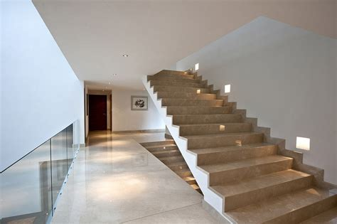 house stairs marble stairs sophisticated three story home in mexico