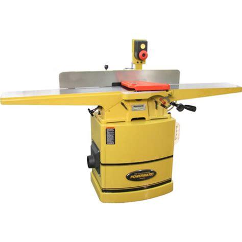 Powermatic 1610084k 8 In 1 Phase 2 Horsepower 230v Jointer