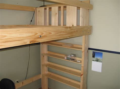 loft bed mattress college bed loft twin xl 9 steps with pictures
