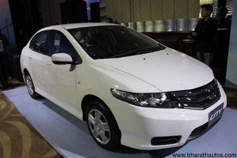 Radiiator Honda City 2012 At new honda city facelift delayed till january 2012