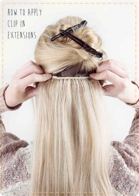 can hair extensions be applied on really short hair best 25 extension hairstyles ideas on pinterest braids