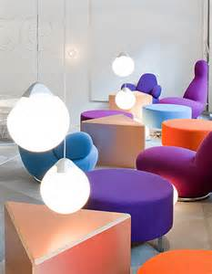 Colorful Club Chairs Design Ideas New Skype S Office Design In Stockholm Commercial Interior Design News Mindful Design Consulting