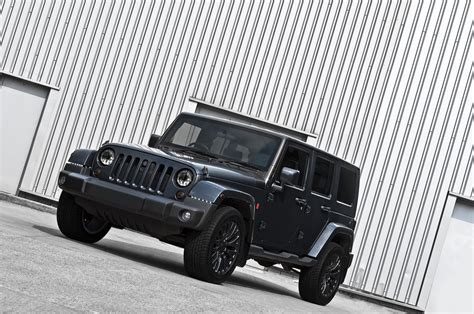kahn jeep kahn restores and tunes jeep wrangler autoevolution