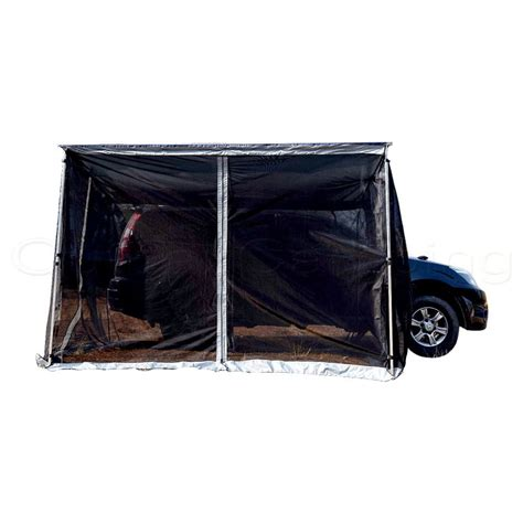 rv awning mosquito net 4wd car awning insect mosquito net attachment 2mx3m buy