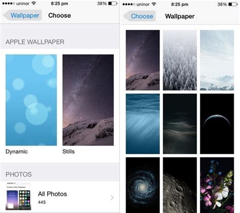 how to change lock screen wallpaper on iphone 6 7 plus 8 plus x