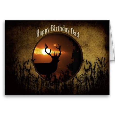 printable birthday card hunting 22 best deer hunting cards invitations images on