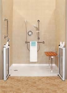 handicapped accessible shower design ideas amp remodel pictures houzz handicap bathroom