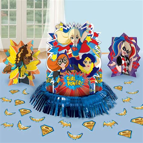 super girl themes v 1 17 best images about dc super hero girls party ideas on