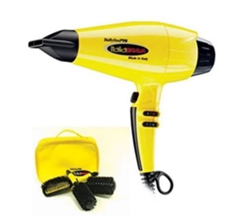 Babyliss Hair Dryer Yellow product review of the day babyliss italiabrava dryer mystylebell your premiere hair resource