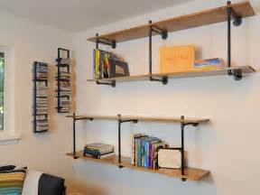 shelving for walls in homes photos hgtv
