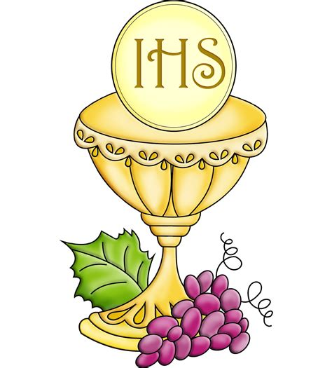 clipart prima comunione cup clipart holy communion pencil and in color cup