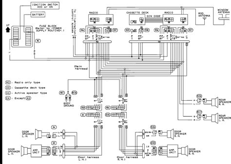 2004 nissan murano alternator wiring diagram circuit and