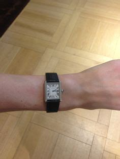 Sk One Meridien Square Watches Gold diana in cartier tank i admire