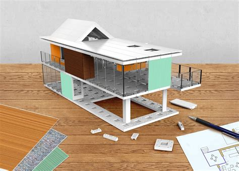 architect design kit home architect toys for kids homeminecraft